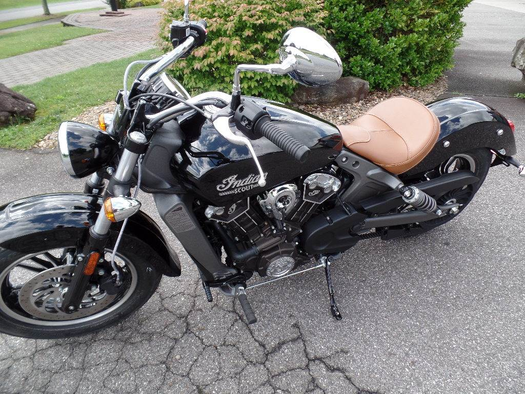 2019 Indian Scout® in Waynesville, North Carolina - Photo 2