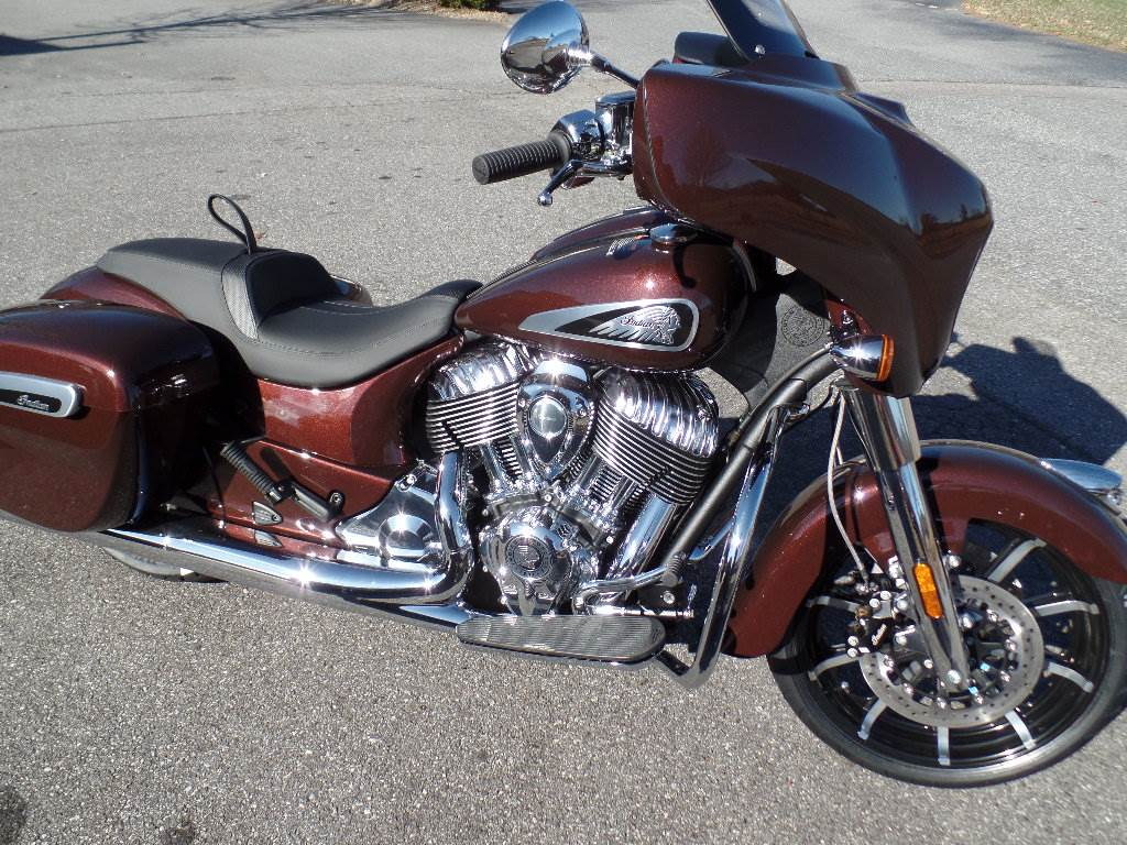 2019 Indian Chieftain® Limited ABS in Waynesville, North Carolina - Photo 1