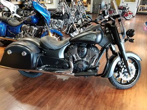 2018 Indian Springfield™ Dark Horse in Waynesville, North Carolina