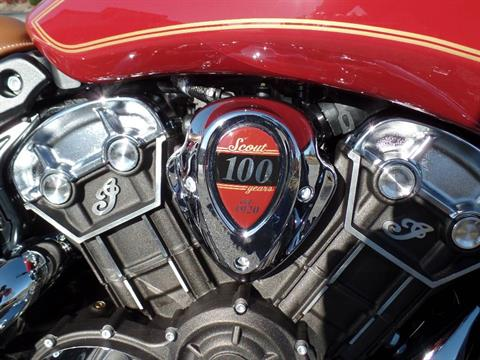 2020 Indian Scout® 100th Anniversary in Waynesville, North Carolina - Photo 6