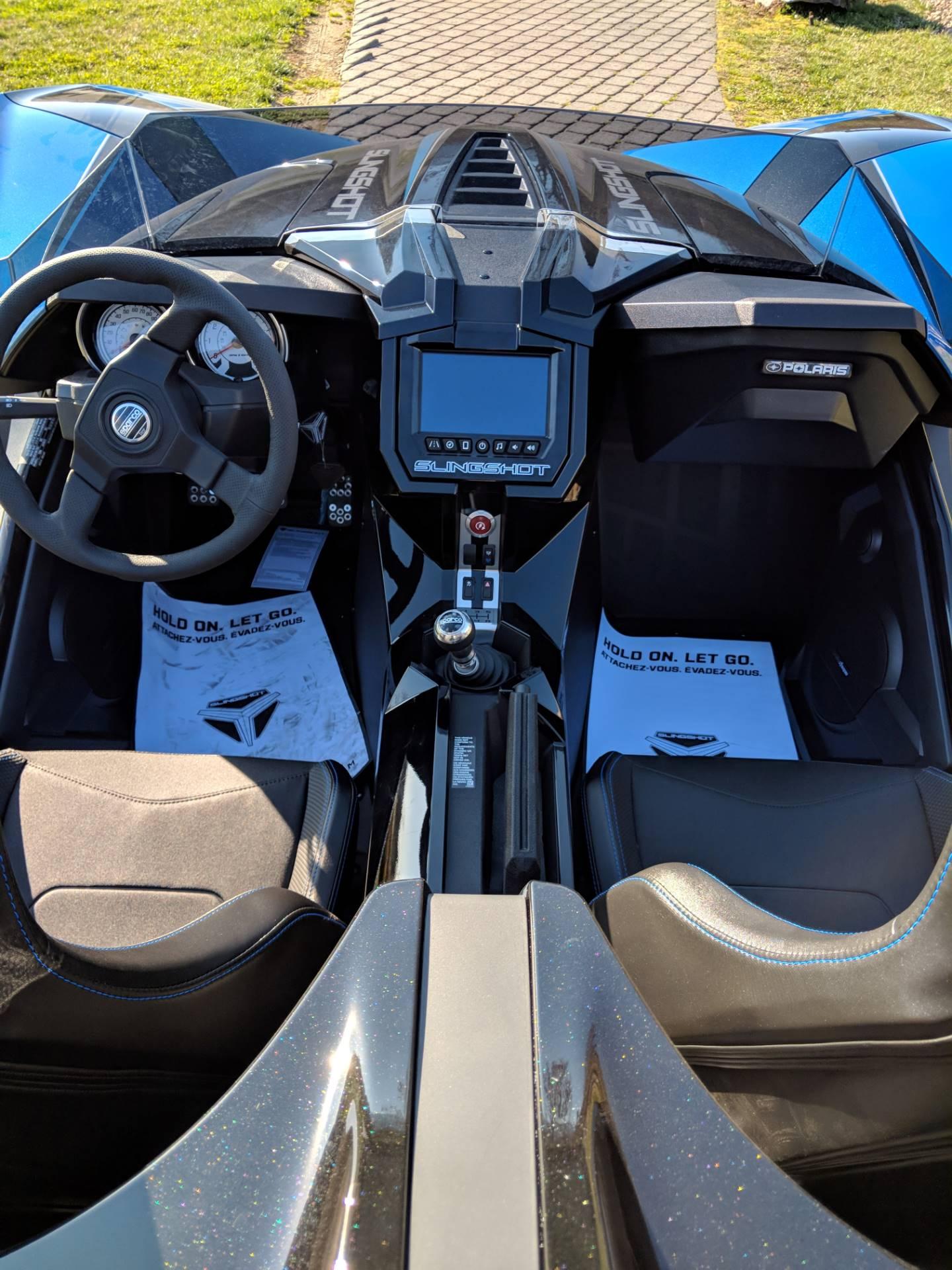 2018  Slingshot SLR 3