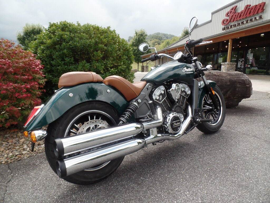 2018 Indian Scout® in Waynesville, North Carolina