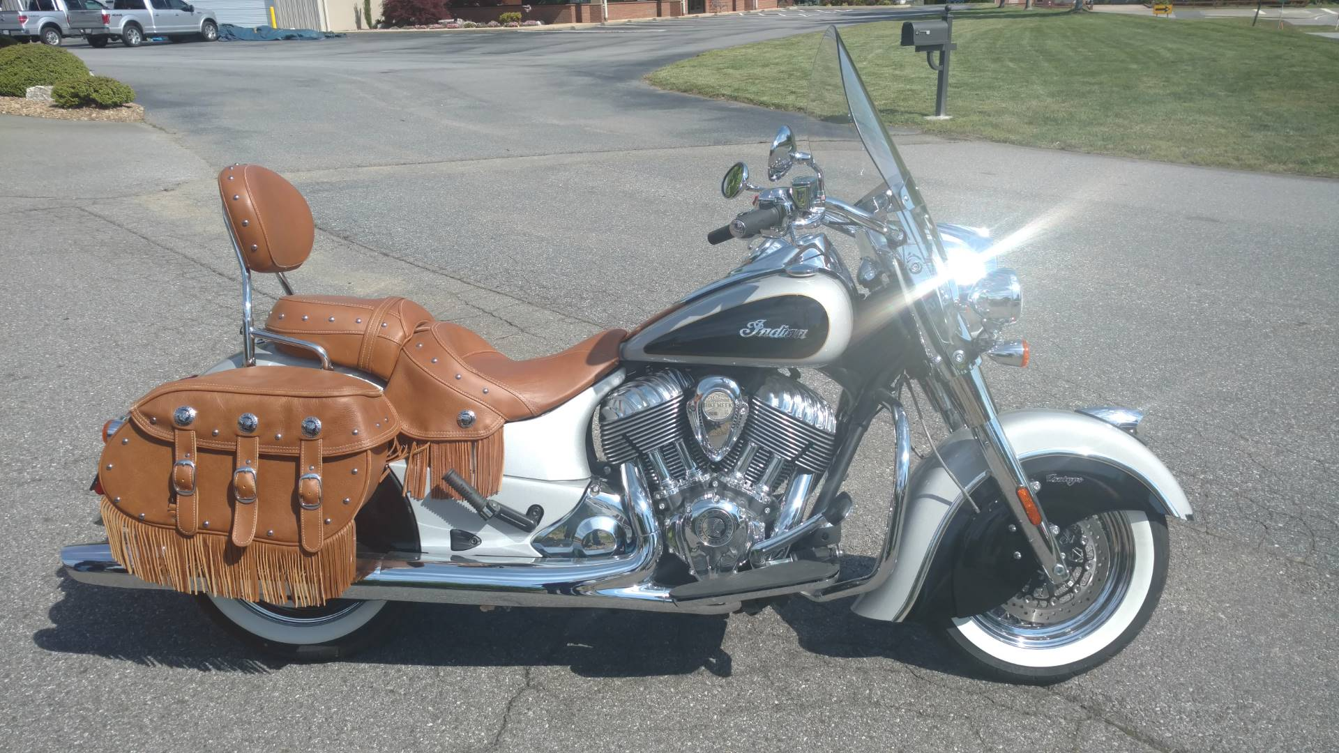 2016 Indian Chief® Vintage in Waynesville, North Carolina