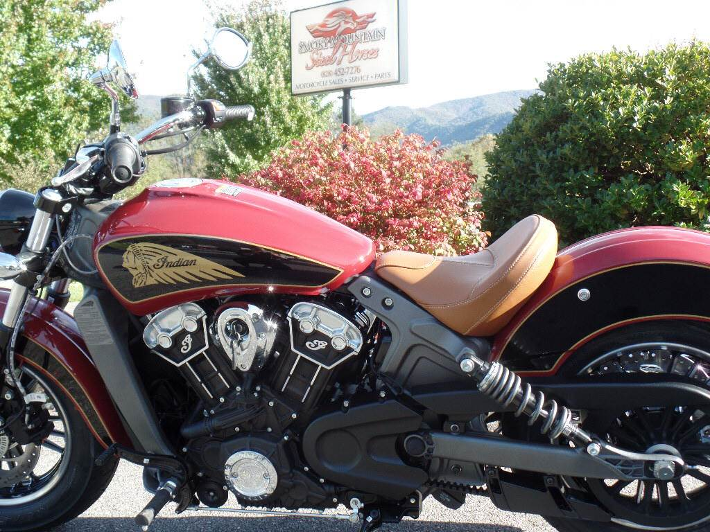 2019 Indian Scout® ABS in Waynesville, North Carolina