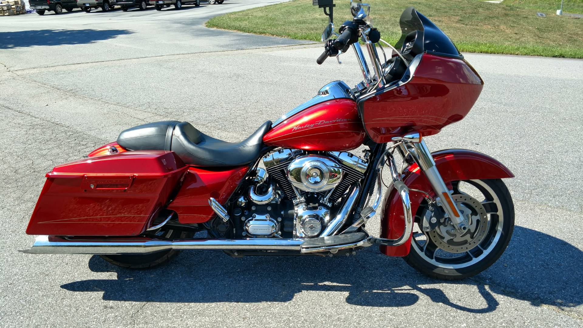2013 Harley-Davidson Road Glide® Custom in Waynesville, North Carolina