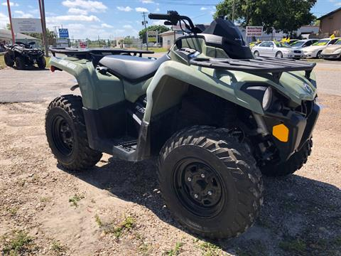 2017 Can-Am Outlander 570 in Port Charlotte, Florida