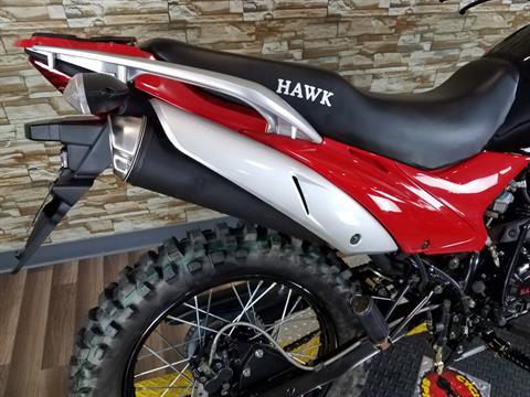 2017 Hawk Hawk 250 Red in Port Charlotte, Florida