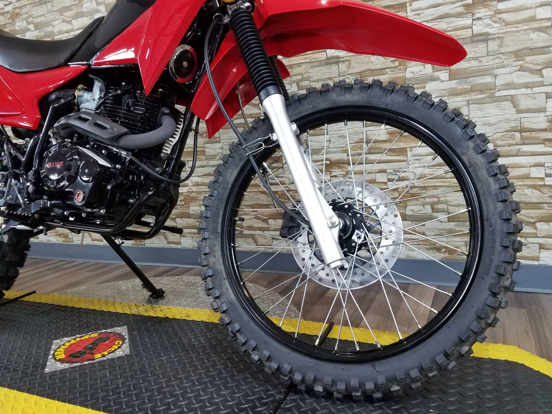 2017  Hawk 250 Red 10