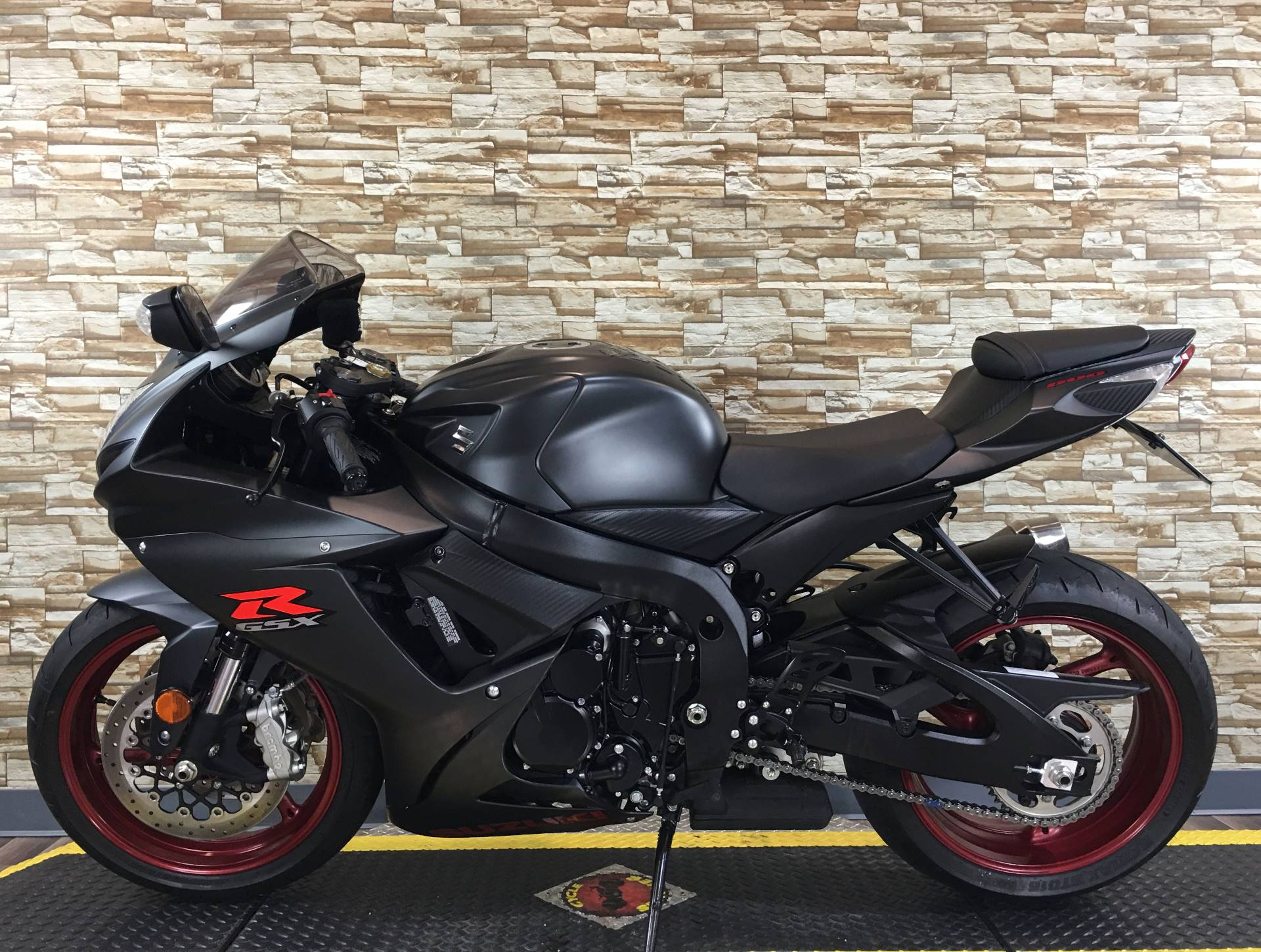 2017 Suzuki GSX-R600 in Port Charlotte, Florida