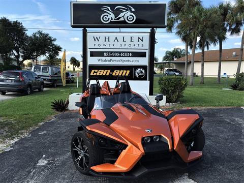 2015 Polaris SLINGSHOT SL in Port Charlotte, Florida