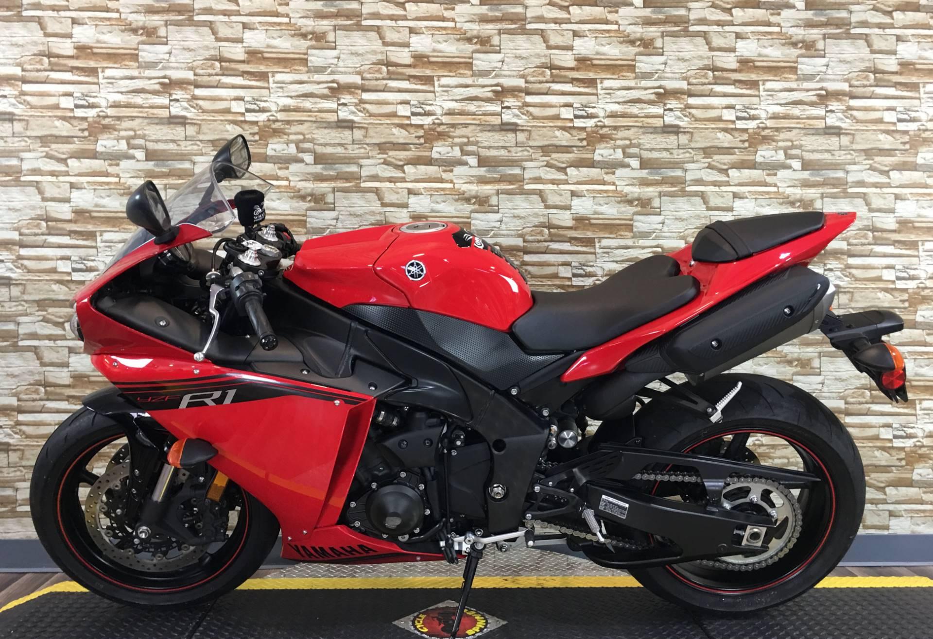 2014 Yamaha YZF-R1 5