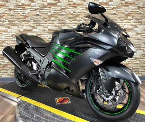 2015 Kawasaki Ninja® ZX™-14R ABS in Port Charlotte, Florida