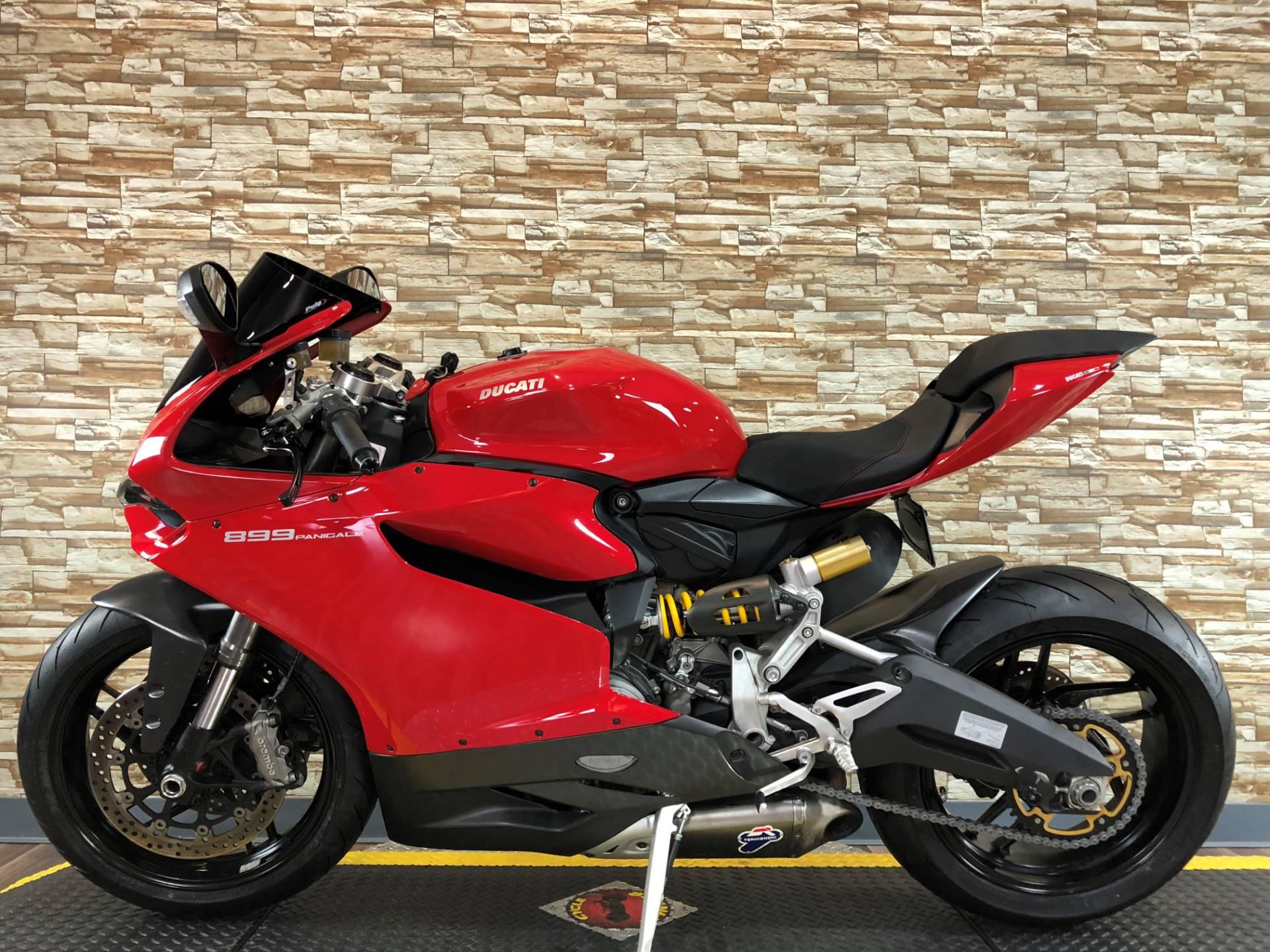 2014 Ducati Superbike 899 Panigale 5