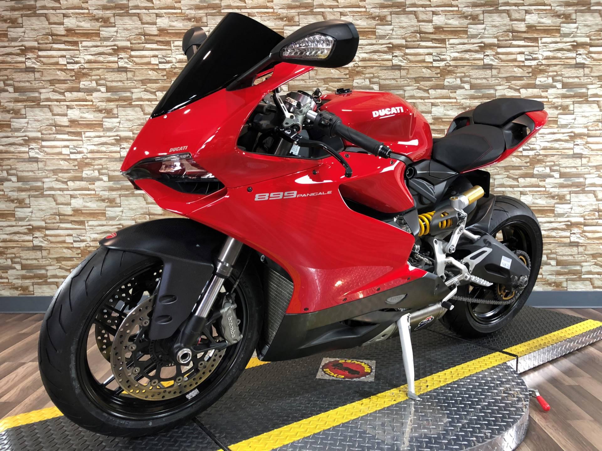 2014 Ducati Superbike 899 Panigale 6