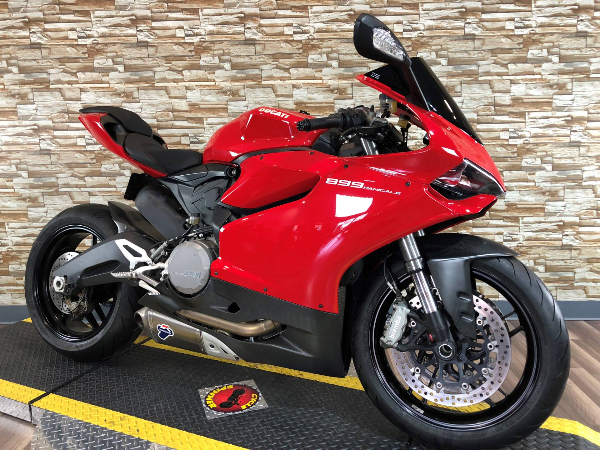2014 Ducati Superbike 899 Panigale 8