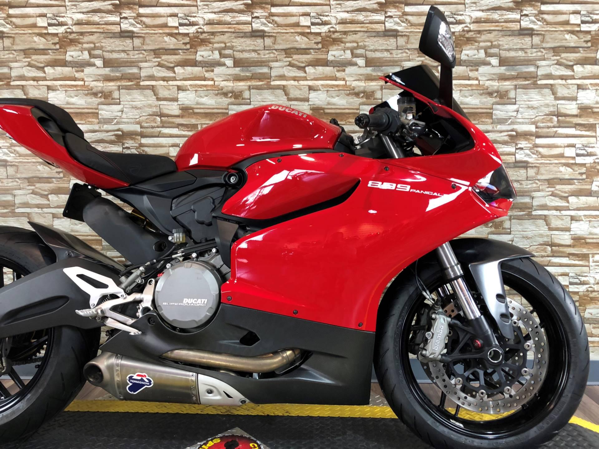 2014 Ducati Superbike 899 Panigale 12