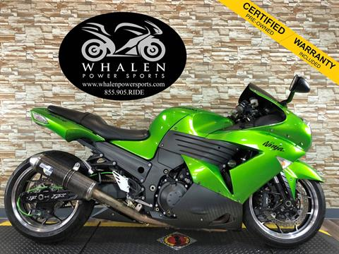 2009 Kawasaki Ninja® ZX™-14 in Port Charlotte, Florida