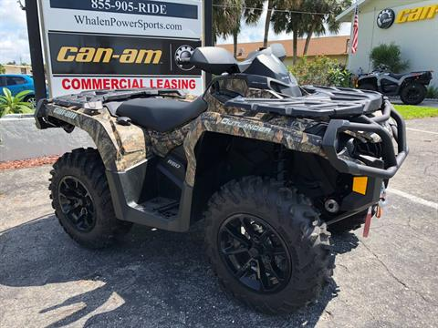 2017 Can-Am Outlander XT 650 in Port Charlotte, Florida