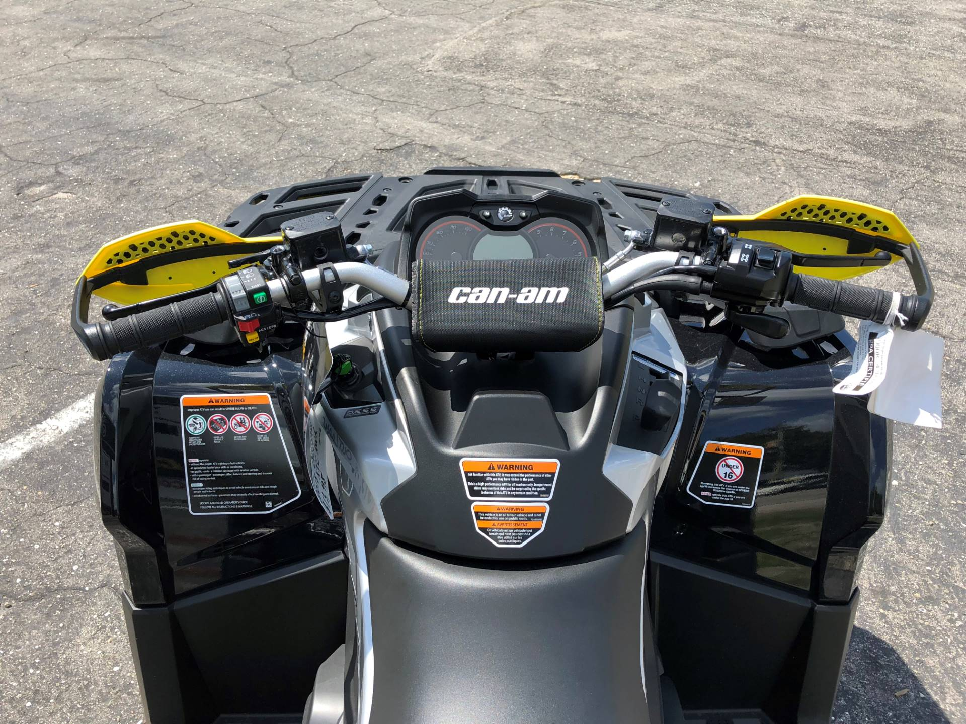 2018 Can-Am Outlander X XC 1000R in Port Charlotte, Florida