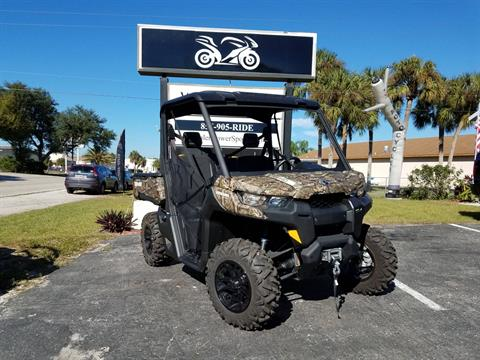 2017 Can-Am Defender XT HD10 in Port Charlotte, Florida