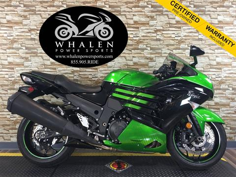 2016 Kawasaki Ninja ZX-14R ABS in Port Charlotte, Florida