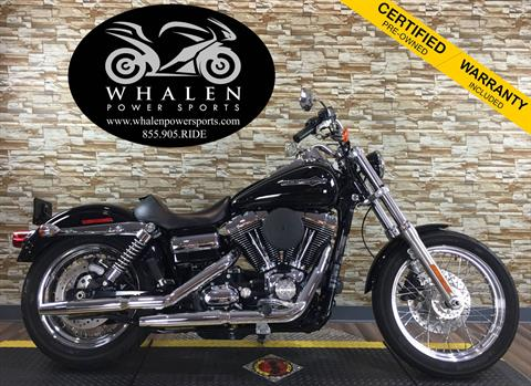 2011 Harley-Davidson Dyna® Super Glide® Custom in Port Charlotte, Florida