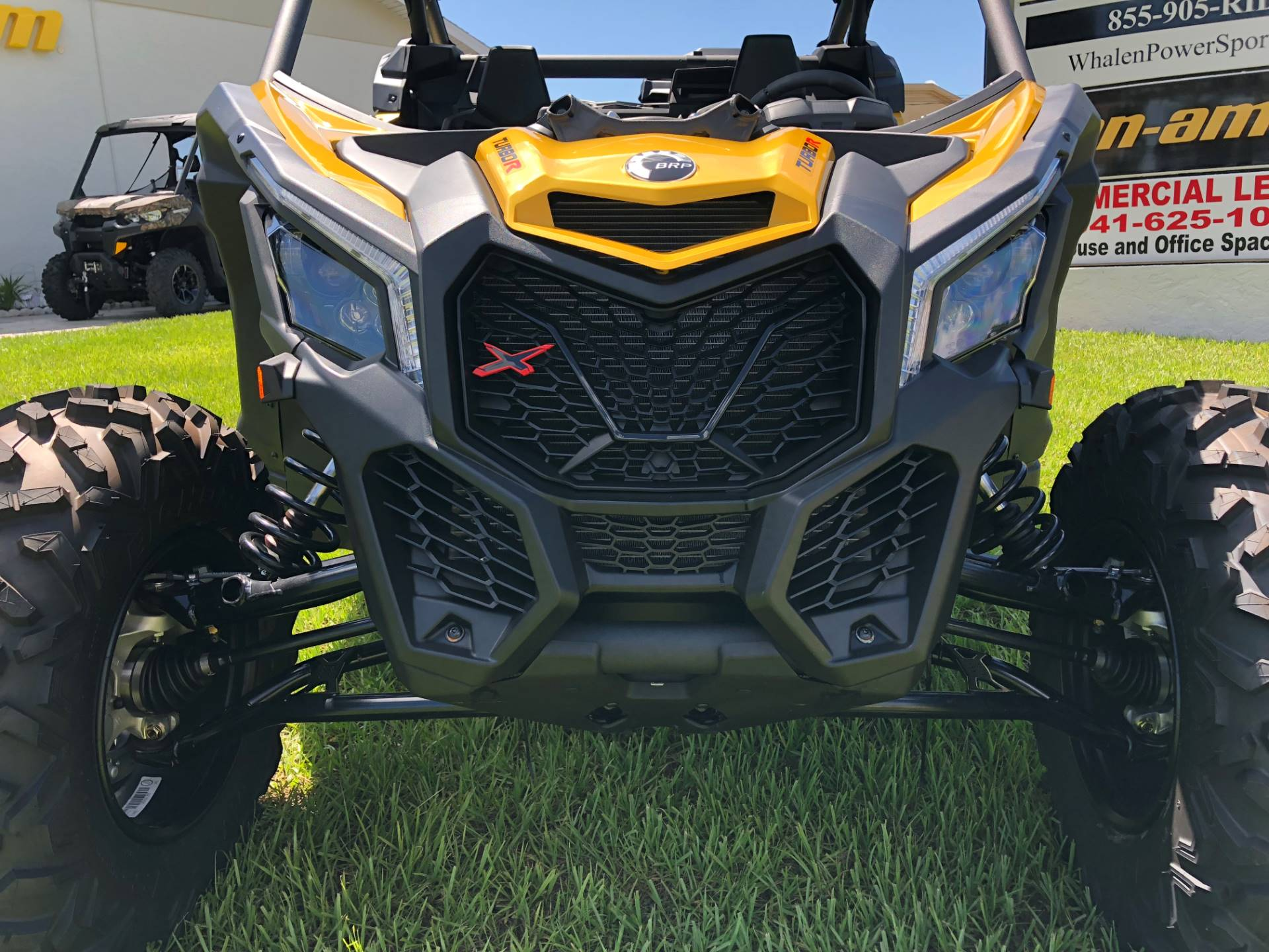 2018 Can-Am Maverick X3 X ds Turbo R in Port Charlotte, Florida