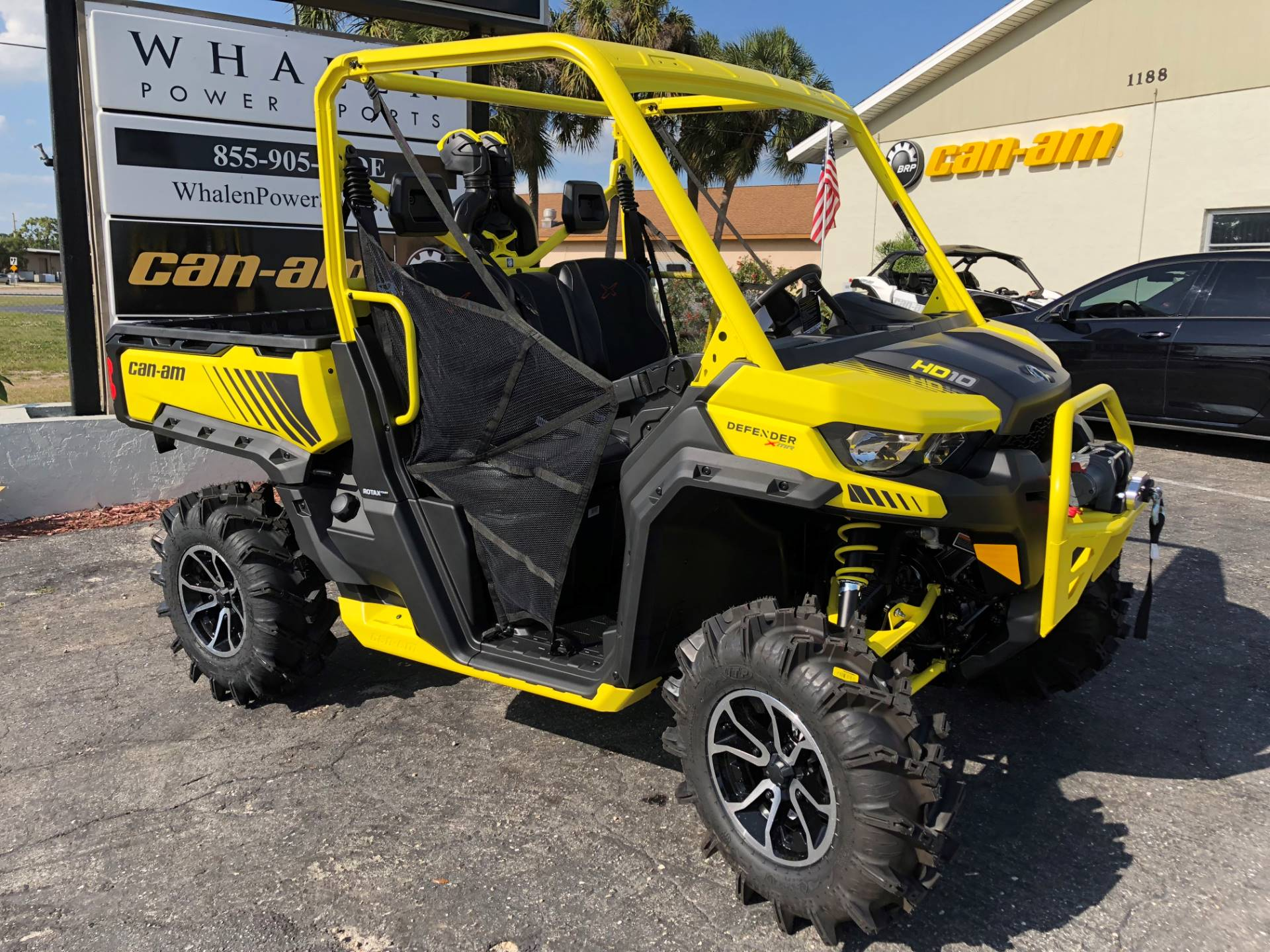 2018 Can-Am Defender X mr HD10 in Port Charlotte, Florida