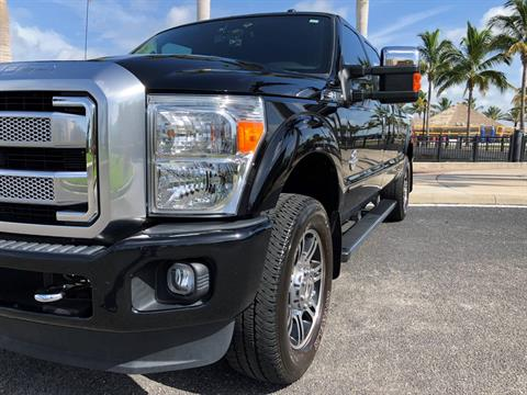 2016 Ford F-250 Platinum in Port Charlotte, Florida