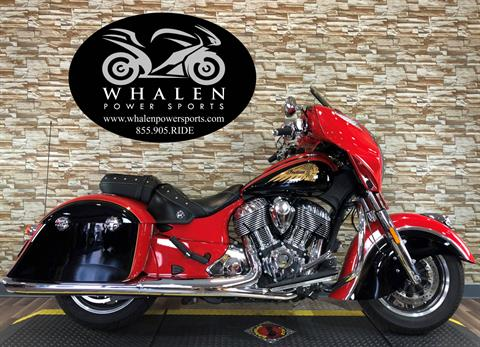 2017 Indian Chieftain® in Port Charlotte, Florida