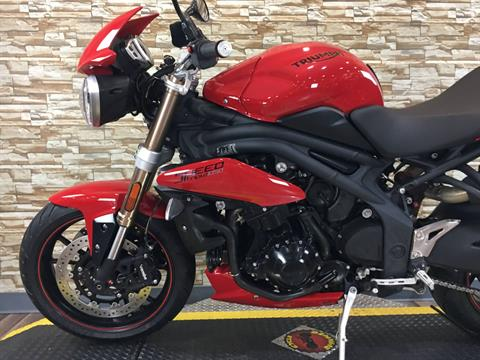 2015 Triumph Speed Triple ABS in Port Charlotte, Florida
