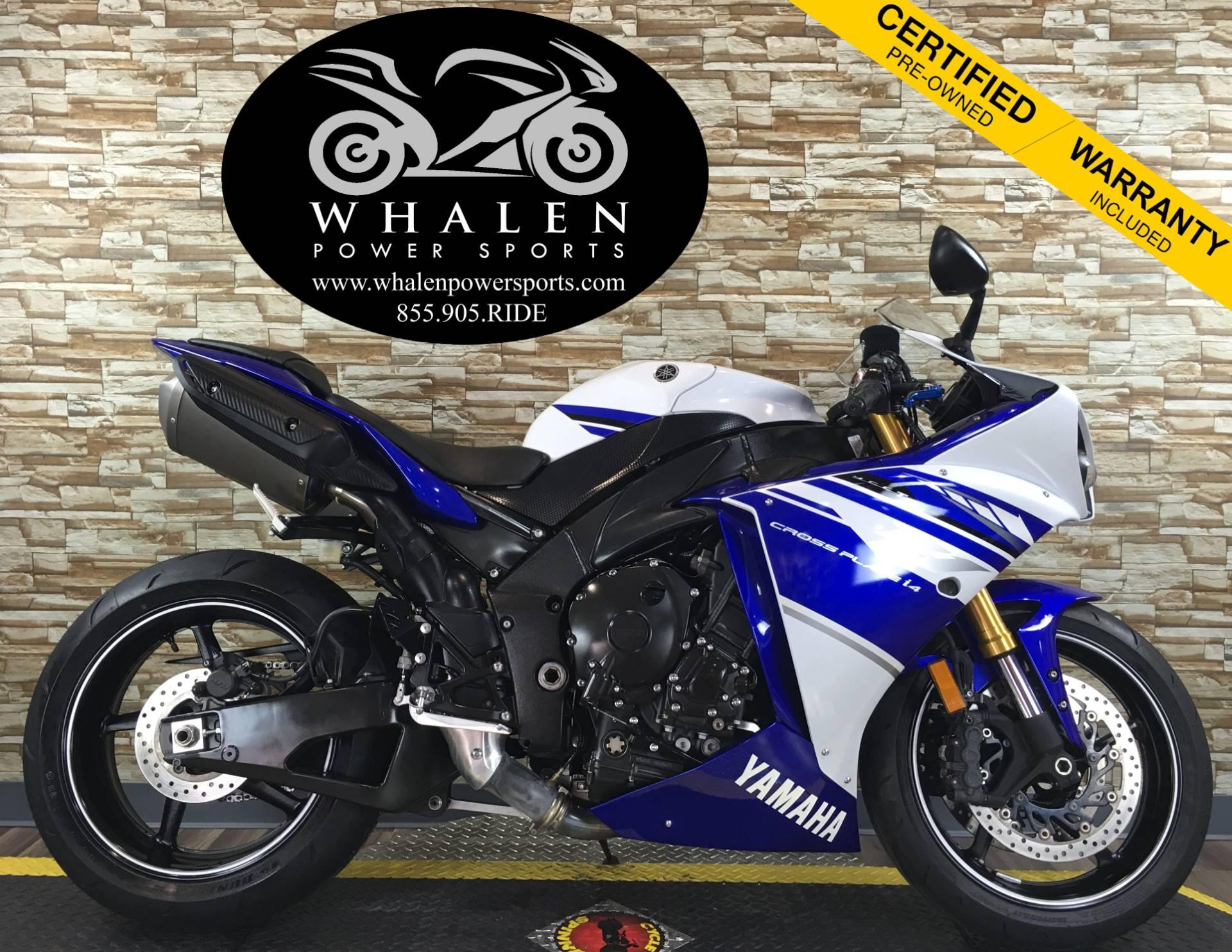 2014 Yamaha YZF-R1 for sale 79861
