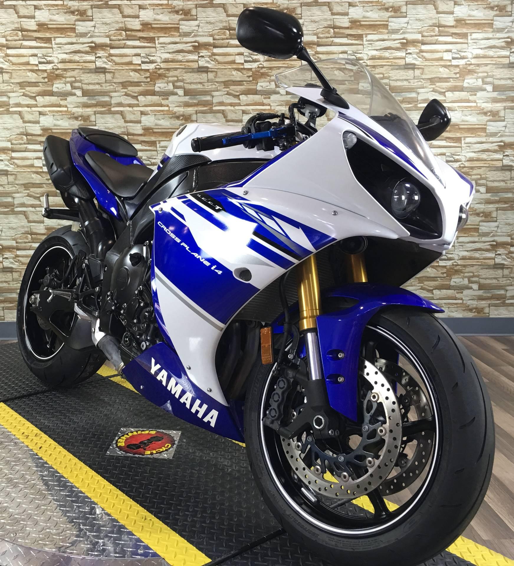 2014 Yamaha YZF-R1 8