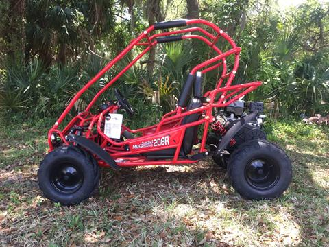 2017 Hammerhead Off-Road MudHead 208R in Port Charlotte, Florida