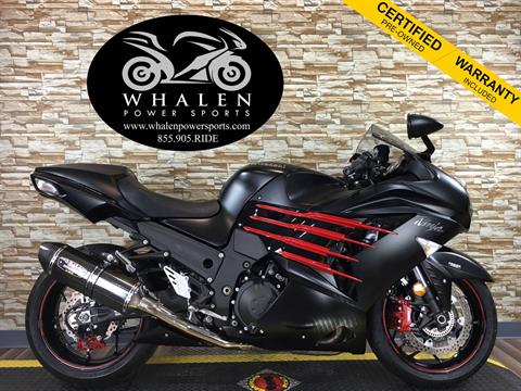 2014 Kawasaki Ninja® ZX™-14R ABS in Port Charlotte, Florida
