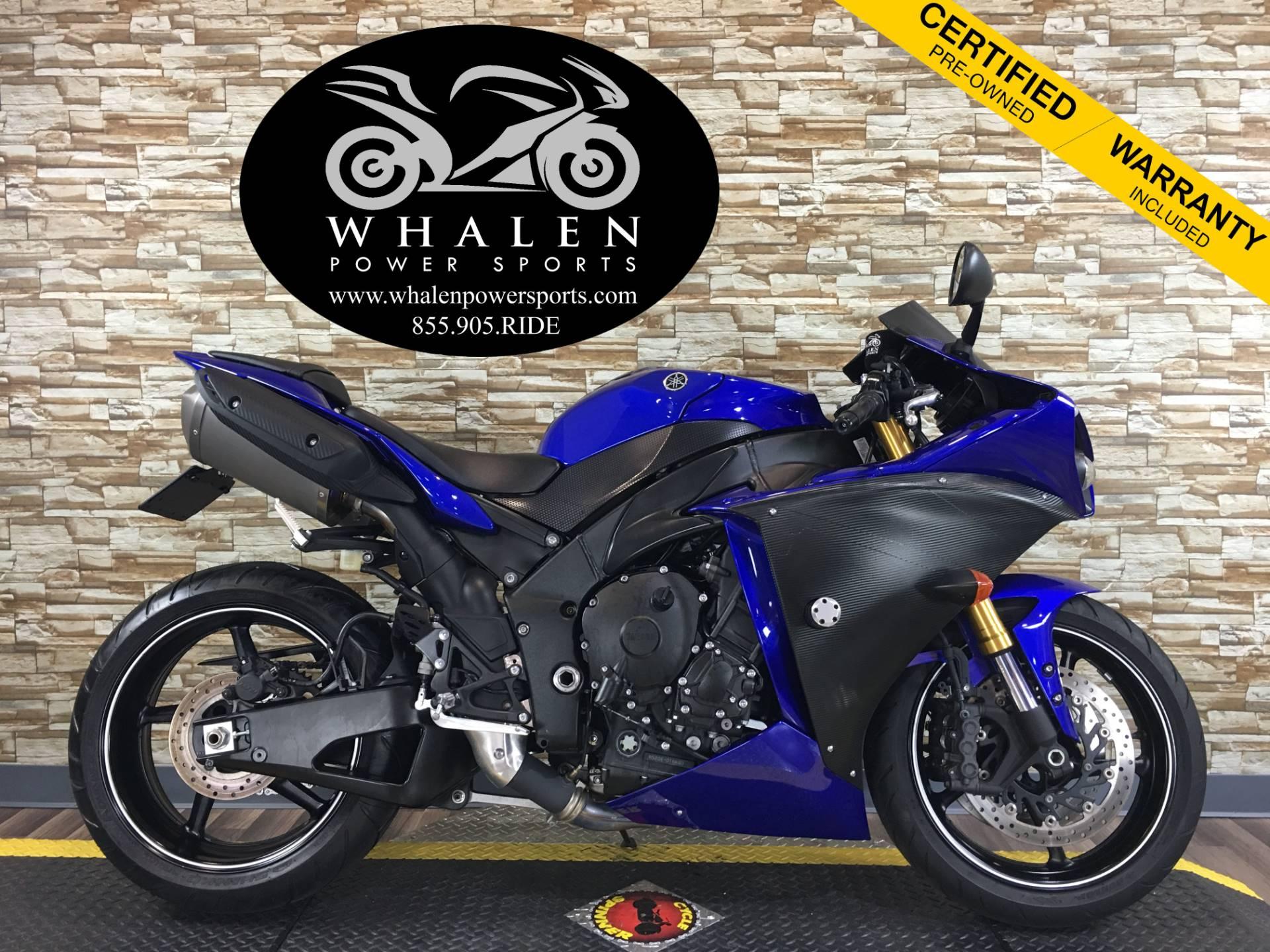 2012 Yamaha YZF-R1 for sale 79372