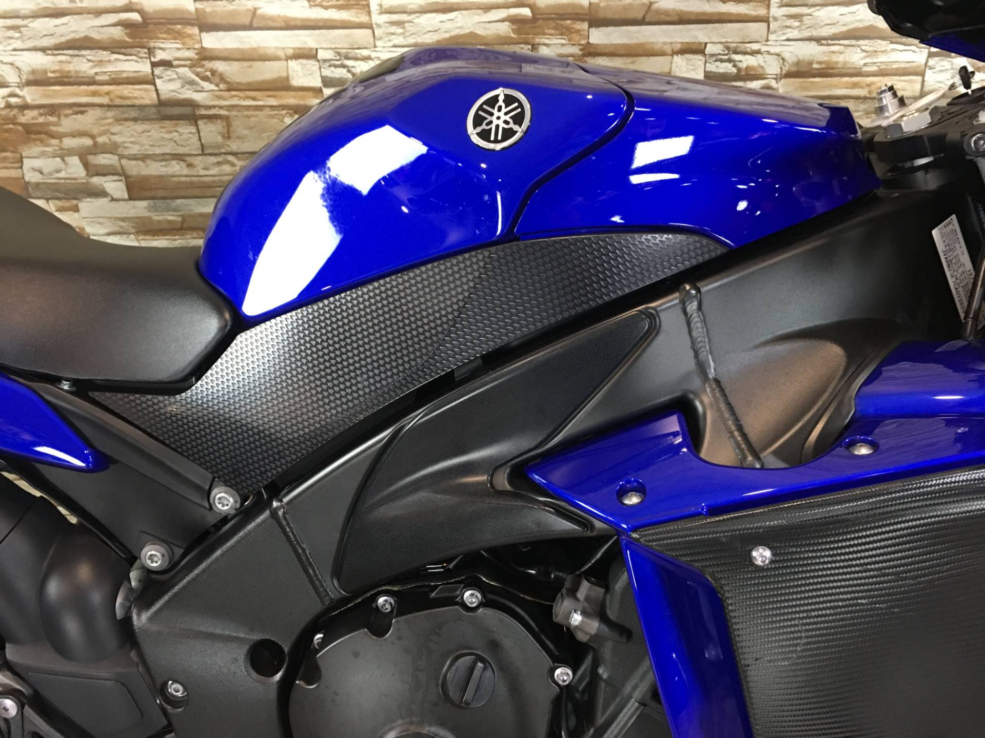 2012 Yamaha YZF-R1 11