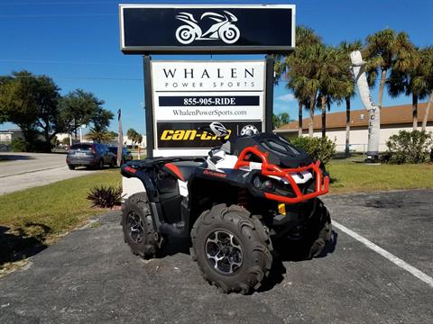 2017 Can-Am Outlander X mr 650 in Port Charlotte, Florida