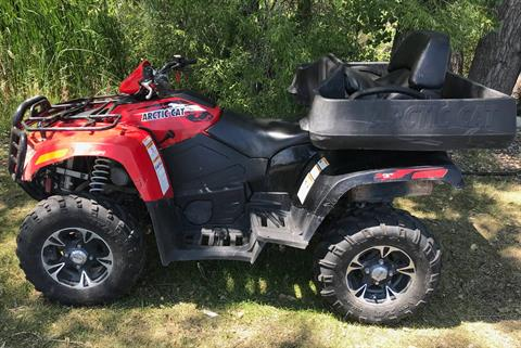 2014 Arctic Cat TRV® 550 XT™ EPS in Great Falls, Montana