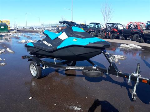 2017 Sea-Doo SPARK 2up 900 H.O. ACE iBR & Convenience Package Plus in Great Falls, Montana