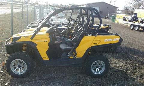 2015 Can-Am Commander™ XT™ 1000 in Great Falls, Montana