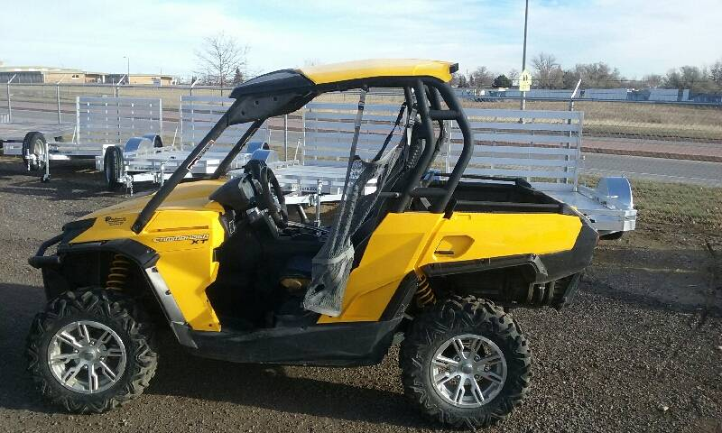 2013 Can-Am Commander 800R in Great Falls, Montana - Photo 1