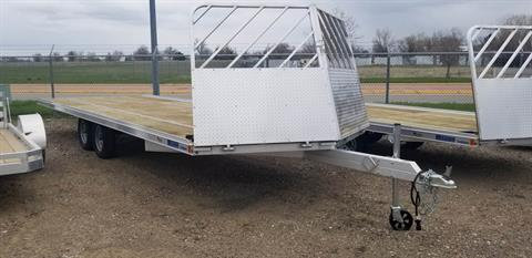 2019 Alcom Trailer MFS 101 X 24 LV in Great Falls, Montana