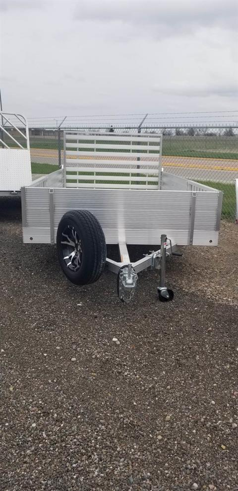 2018 Alcom Trailer U 80 x 14 Sprint Series R-A in Great Falls, Montana