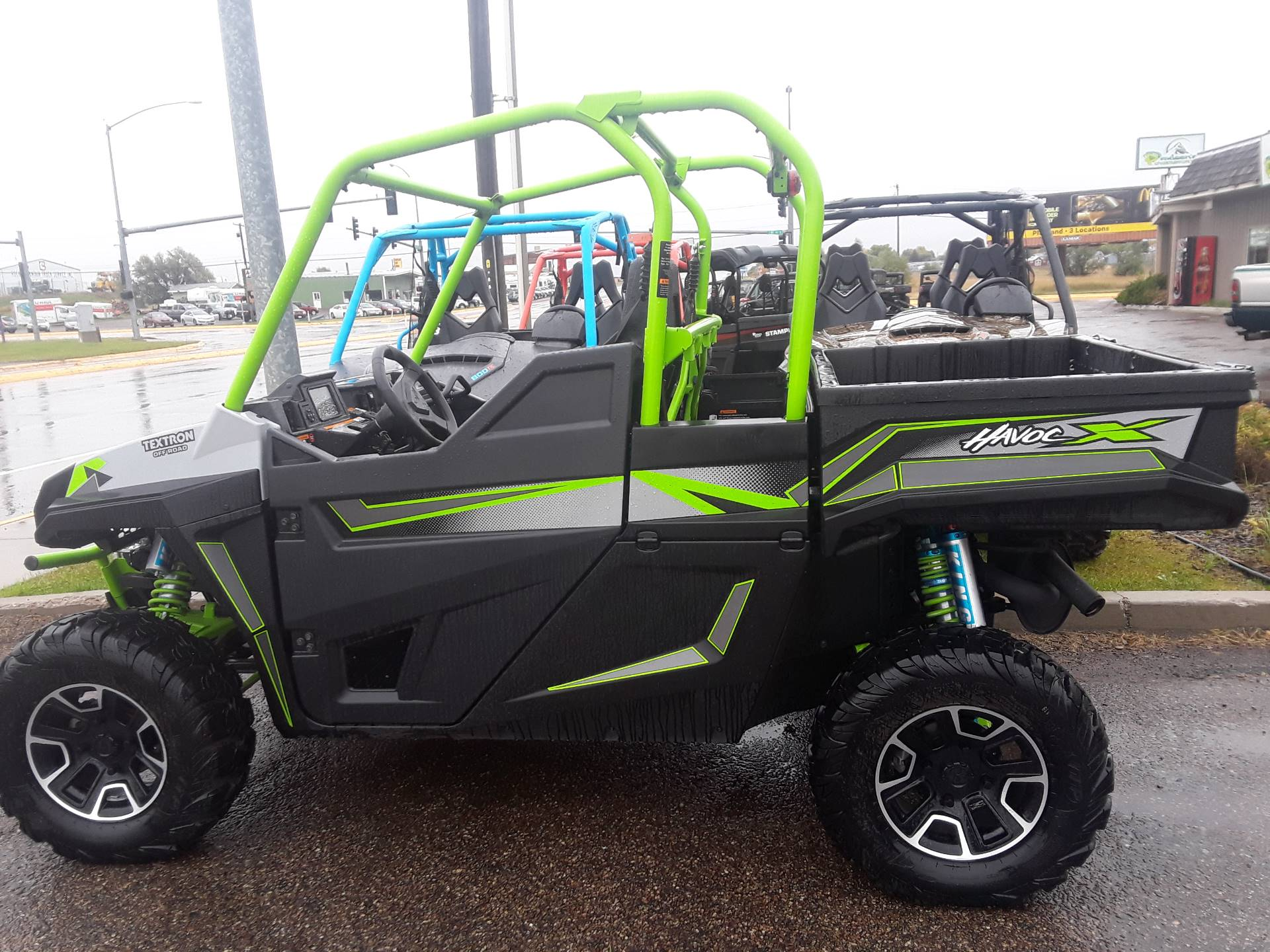 2018 Textron Off Road Havoc X EPS in Great Falls, Montana