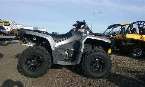 2016 Can-Am Outlander XT 650 in Great Falls, Montana - Photo 1