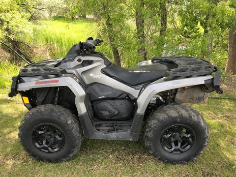 2016 Can-Am Outlander XT 650 in Great Falls, Montana
