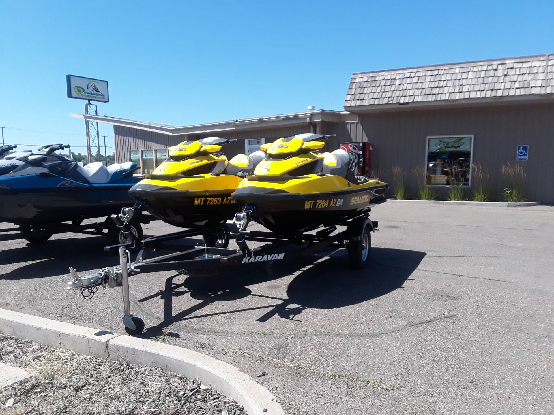 2010 Sea-Doo RXT® iS™ 260 in Great Falls, Montana