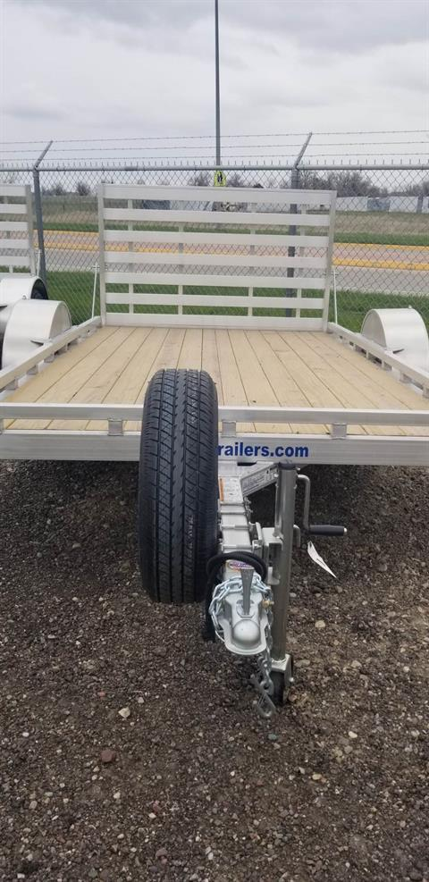 2019 Alcom Trailer MU 6.5 X 12 FW in Great Falls, Montana