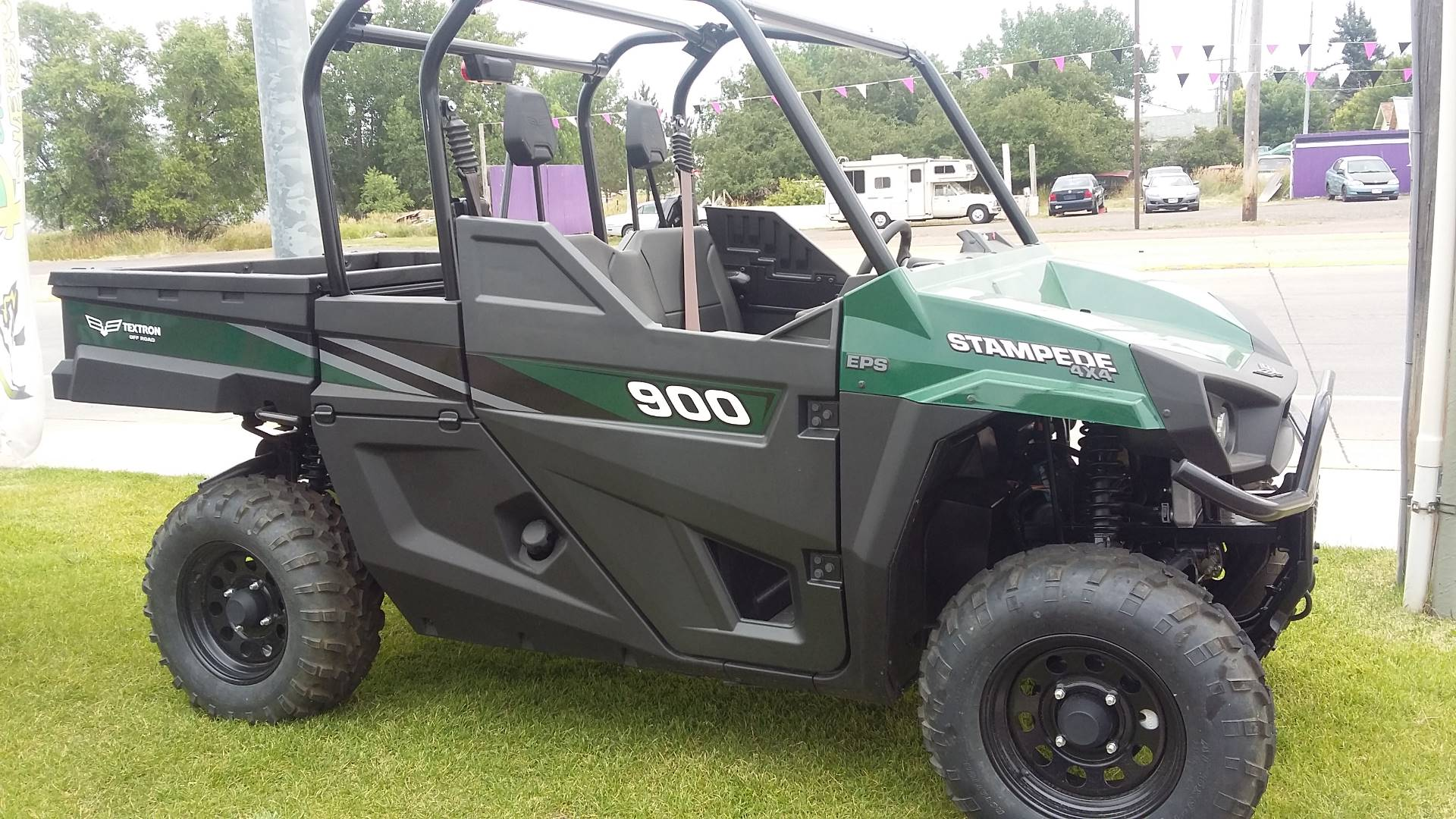 2017 Textron Off Road Stampede 900 EPS in Great Falls, Montana